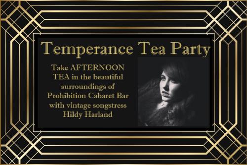 Temperance Tea Party cover